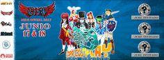 Kagi Nippon He ~ Anime Nippon-Jin: Tennotsukai 4.0, 2017 - Ciudad del Carmen, Campec...