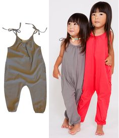 Baby Jersey Jumpsuit