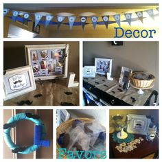 Little Mister Mustache Bash {baby shower}... baby shower game ideas, frugal DIY decor, and food recipes