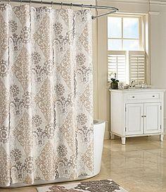 croscill royalton shower curtain | dillards, master bathrooms and bath