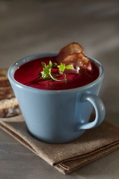 Schwarzwaldin punajuurikeitto | Keitot | Pirkka #food #soups