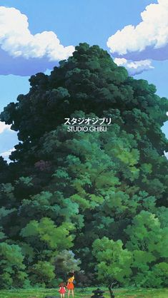 Studio Ghibli Backgrounds - Bing images