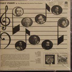 5-Tony Pabon Y La Protesta: Introducing Nestor Sanchez-Rico Records RLP-716; Reis' '95 (1973).