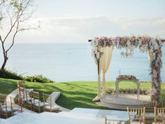 gorgeous ceremony look at Ayana Resort - Bali