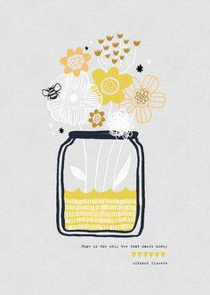 Hope & Honey by Girlscout // www.scoutshonour.co.uk