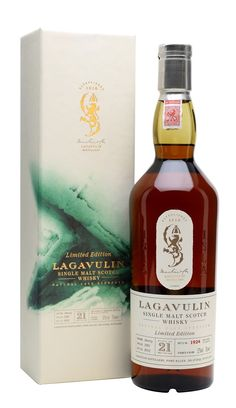 LAGAVULIN 1991 21 Year Old Bot. 2012 Sherry Cask, Islay