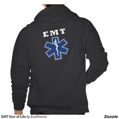 EMT Star of Life Sweatshirts