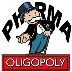 Drug Pricing: More proof that #Pharma Oligopoly Has Gotten Completely Non-Competitive! | Pharmaguy's Insights Into Drug Industry News | Scoop.it