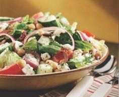 big fat greek salad
