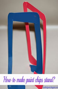 How to make a card stand? A simple and engaging activity for kids