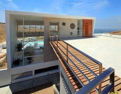 BEACH HOUSE E-3 par Vértice Arquitectos | DECO-DESIGN