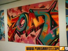 ZONE - Graffiti Pictures & Graffiti Art