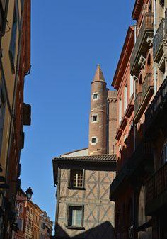 Tour de Pierre de Serta, Capitoul au 16ème siècle © K. Lhémon #toulouse #visiteztoulouse