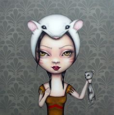 Sara Sanz  Pop Surrealism