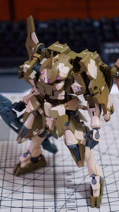 Custom Gundam, Gundam Model, Robots, Geek Stuff, Plastic, Models, Highlight, Geek Things, Templates