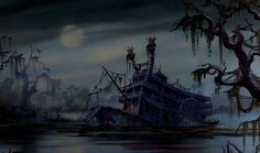 movies, Devil's Bayou and Madame Medusa - The Rescuers Disney Background, Cartoon Background, Animation Background, Spooky Background, Disney Villains, Disney Movies, Disney Quiz, Film Disney, Disney Stuff