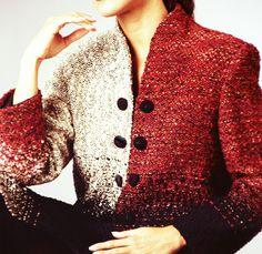 Business Wear, Handwoven, Suit, Kathleen Weir-West 3.JPG
