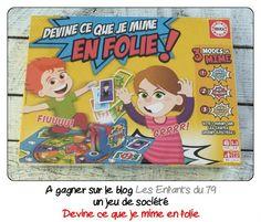 . Chaque mercredi tu le sais je participe au RDV «A quoi jouent nos enfants»où je te parle d'un jouet, d'un jeu de société ou d'une activité à faire avec un enfantafin de te donner des id…