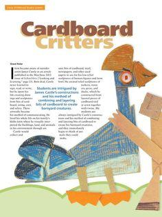 SchoolArts Magazine - MAR 2014