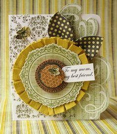 Do I dare make more bee cards?