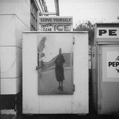 Self-Portrait. Vivian Maier (n.d.).