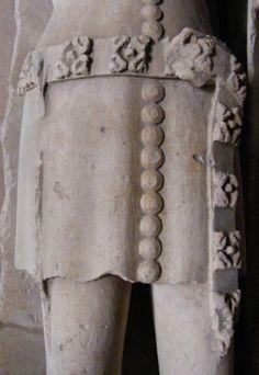 Belt, Edmund Blanket, Bristol, 1371