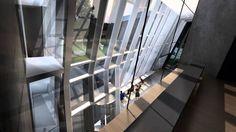 The Eli and Edythe Broad Art Museum at Michigan State University (MSU), by Zaha Hadid Architects