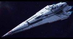 Space Stars Star Wars Imperial Star Destroyer Commission by AdamKop - Nave Star Wars, Star Wars Rpg, Star Wars Ships, Spaceship Art, Spaceship Design, Spaceship Interior, Star Wars Spaceships, Starship Concept, Star Wars Vehicles