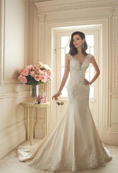 Sophia Tolli Y11629 | Sophia Tolli---I don't know what's better the front or the back!