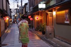 Experience the Japan of imagination in Kyoto