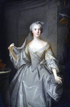 Jean-Marc Nattier (1685-1766): Madame Sophie of France as a Vestal Virgin, after 1748.
