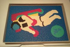 Lauri Early Learning Puzzle 2167 Space Walk 21 Pcs Autism   eBay