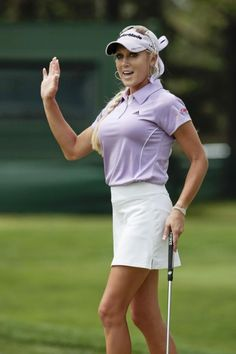 Natalie Gulbis Our Residential Golf Lessons are for beginners,Intermediate & advanced . Our PGA professionals teach all our courses in a incredibly easy way to learn and offers lasting results at Golf School GB www.residentialgolflessons.com
