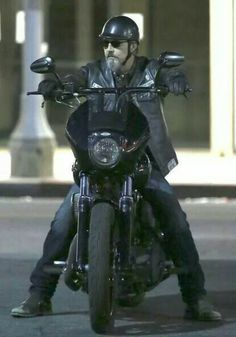 Chibs (Tommy Flanagan) - SOA