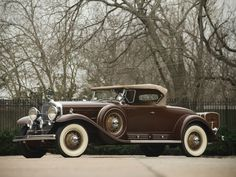 1931 CADILLAC FLEETWOOD IMPERIAL LIMOUSINE Dave Gano | Cars of the