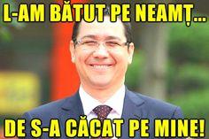 """Oleee, ole-ole-ole, Victor Ponta nu mai e! ____ În mod similar ne-am bucurat şi-n Decembrie '89 c-am scăpat de dictator (""""Oleee, ole-ole-ole, Ceauşescu nu mai e!"""" ), iar apoi românii s-au culcat pe-o ureche şi i-au lăsat pe cei corupţi să-şi facă de cap şi să predea frîiele ţării în mîinile Cabalei criminale. Va fi foarte greu să scăpăm atît de repede de sub influenţa Illuminati, odată ce (citeşte întregul articol…"""