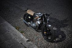 Cafe Racer Pasión Moto Morini 350