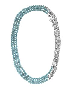 http://harrislove.com/michael-kors-turquoise-bead-chain-link-necklace-silver-color-p-5579.html
