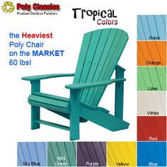 recycled plastic adirondack chairs PkUUyBch