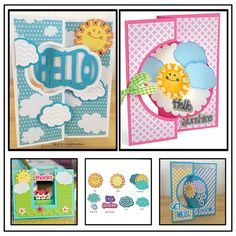 The Stamps of Life with Stephanie Barnard: Hello Sunshine!