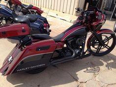 2009 Harley-Davidson FLTRX Road Glide Custom - Tulsa, OK #0151704268 Oncedriven