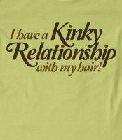 T-Shirt love - Kinky Relationship