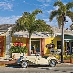 America's Happiest Seaside Towns | 2. Naples, Florida | CoastalLiving.com