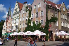 Olsztyn, Poland  Stare miasto
