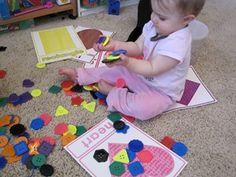 Toddler activities for during homeschool