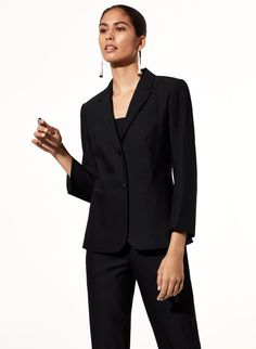 332573ad1 The Best Of The Basics: The Buys That Defy Seasons+#refinery29 Schoolboy  Blazer,