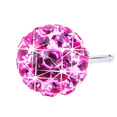 Blomdahl NT Crystal Ball 6mm Rose D