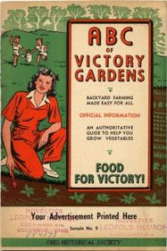 A tour through the history of vegetable gardening, from hunter-gatherers to the modern victory garden, illustrated.