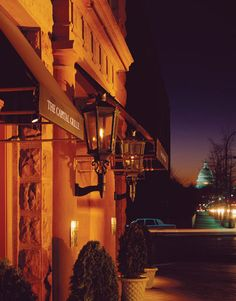 The Capital Grille - Washington, DC; great food and drinks.