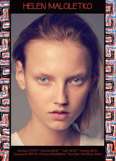 Helen Maloletko (@ Star System Russia). Show Package – Paris S/S 13: IMG